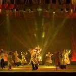 Cirque de Glace goes with grandMA