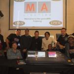 DWR runs MA training days