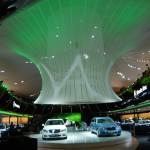 Daimler AG relied on grandMA for IAA 2009