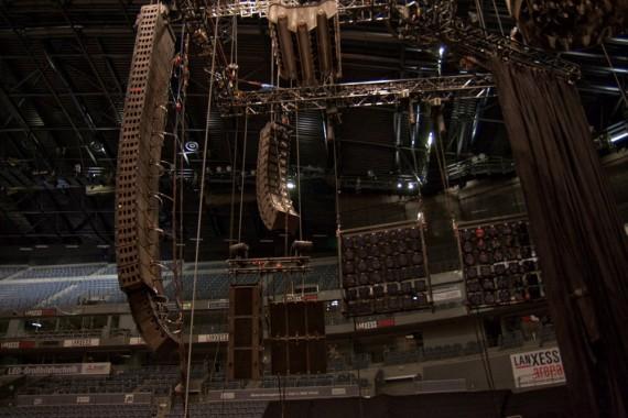 L Acoustics Ki Kudo System Tours Europe With Rammstein