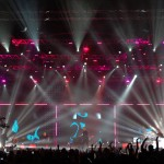 PSI Supplies Tech production for  Children In Need Belfast concert