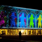 Projection Studio Creates Son et Lumière Celebrating 50 Years of Hopkins Centre for The Arts at Dartmouth College