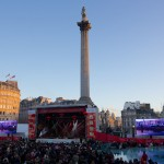 Robe Welcomes Chinese New Year in London