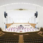 Adlib Designs & Supplies First Coda ViRAY UK Installation at Liverpool Philharmonic Hall