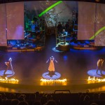 HSL Supplies Lights to War of the Worlds in the West End