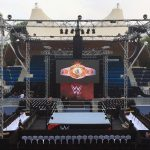 Maestra Dubai Supplies Technical Production for WWE Dune Bash