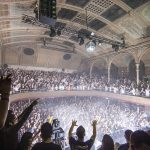 tube UK Sounds out the Albert Hall
