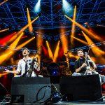 Robe Adds Magic for 2CELLOS Verona Concert