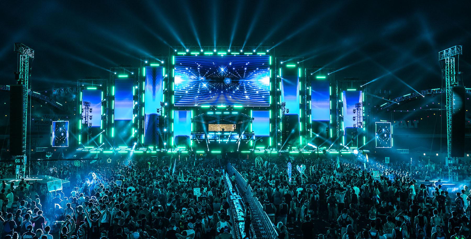 Robe EDC Las Vegas 2016 CircuitGROUNDS 0156  Techie Talk